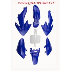 PLASTICHE CRF 50 COLORE BLU