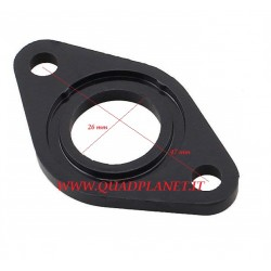 DISTANZIALE CARBURATORE PIT BIKE