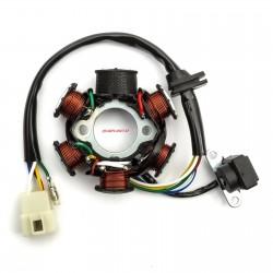 statore/magnete a 6 bobine mini quad 4T